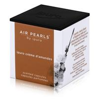 Air Pearls by ipuro crème d'amandes Duftkapseln 2x5,75g Raumduft