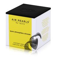 Air Pearls by ipuro atmosphère citronée Duftkapseln 2x5,75g Raumduft
