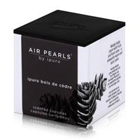 Air Pearls by ipuro bois de cèdre Duftkapseln 2x5,75g Raumduft
