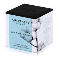 Raumduft Ipuro Air Pearls Duftkapseln 2 x 5,75gfraicheur coton