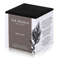 Air Pearls by ipuro cuir Duftkapseln 2x5,75g Raumduft