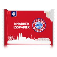 Küchle Knabber Esspapier FC Bayern München 25x25g