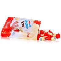 Ferrero Kinder Schoko-Bons White 200g Schokolade mit Haselnussstückchen