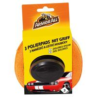 Armor All Polierpads mit Griff