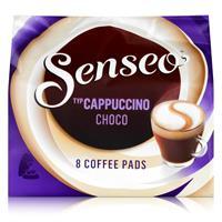 Senseo Kaffeepads Cappuccino Choco 8 Pads