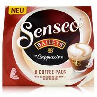 Senseo Kaffeepads Cappuccino Baileys 8 Pads