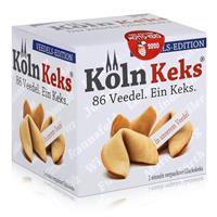 2. Köln Keks 86 Veedel Glückskeks Veedels-Edition 6g ab 29€ gratis