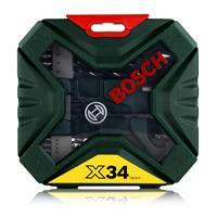 Bosch X-Line Classic Bit Set 34tlg.