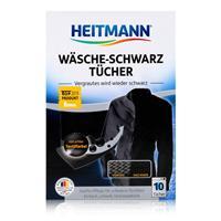 Heitmann Wäsche Schwarz Tücher
