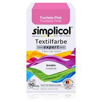 Simplicol Textilfarbe expert Fuchsia-Pink