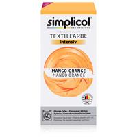 Simplicol Textilfarbe intensiv Mango-Orange