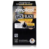 Simplicol Textilfarbe Back to Black 400g