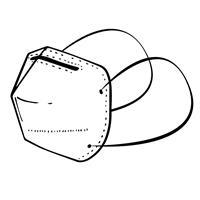 Lamdown SD-KN95 FFP2 Schutzmasken