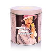 Lipton Dose Limited Editon Anne Taintor lila - für Teepads uvm.