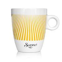 Senseo Porzellantasse gelb Design 2014, 160 ml