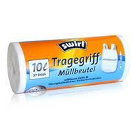 Swirl Tragegriff Müllbeutel 10L ( 37 stk./ Rolle )