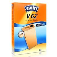 Swirl V 62 Papierbeutel Staubbeutel fürVorwerk und Folletto