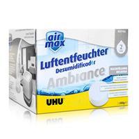 Uhu Luftentfeuchter Air Max Ambiance 2x 500g Nachfülltabs