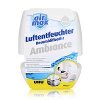 Uhu Luftentfeuchter Air Max Ambiance weiß 500g