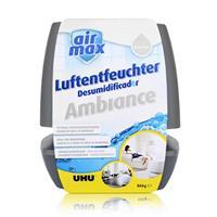Uhu Luftentfeuchter Air Max Ambiance anthrazit 500g