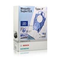 Bosch / Siemens MegaAir SuperTEX Type: P / Staubsaugerbeutel