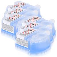 Braun Series Ersatzkartuschen mit Reinigungsflüssigkeit CCR 5+1