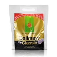 Dallmayr Kaffeepads Megabeutel Classic, 100 Pads,kräftig und würzig einzeln verpackt