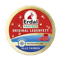 Erdal Protect Original Lederfett - Alle Farben, Intensivpflege mit Nässeschutz, 150 ml