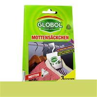 Globol Mottensäckchen 3 Säckchen - Mit natürlichem Lavendelöl