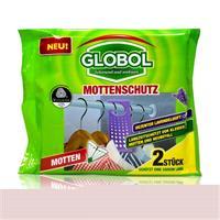 Globol Mottenschutz 2 Stück - Dezenter Lavendelduft