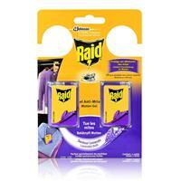 Raid Motten-Gel Lavendel-Duft - Wirkt bis zu 3 Monate - Schützt Ihre Kleidung vor Motten