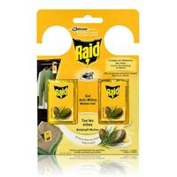 Raid Motten-Gel mit Zedern-Duft gegen Motten