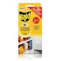 Raid Lebensmittel-Mottenfalle - wirkt bis zu 8 Wochen - Geruchlos