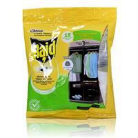 Raid Motten-Kissen Grüner Tee 18 Kissen - Wirkt bis zu 3 Monate