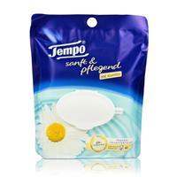 Tempo Feuchte Toilettentücher sanft & pflegend Kompfortbeutel, mit Kamille 40er