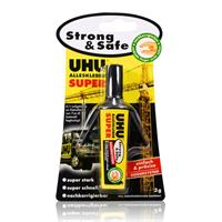 UHU Alleskleber Super Strong & Safe 3g