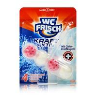 Henkel WC Frisch Kraft Aktiv mit Chlor Kraftkugeln