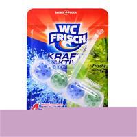 Henkel WC Frisch Kraft Aktiv Frische Pinie mit 4-facher Aktivstoff-Kombination
