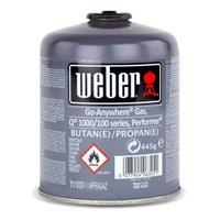 Weber Gas Kartusche 26100 für Q 100 Serie und Performer