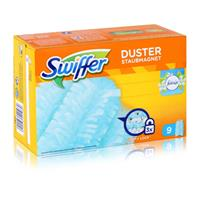 Swiffer Staubmagnet Tücher 9er - Mit dem Frischeduft von Febreze