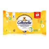 Hakle Cottonelle feuchte Toilettentücher 44 Tücher