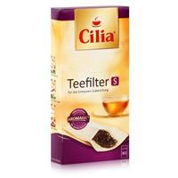 CILIA Teefilter 80 Stk. Grösse S ohne Halter verwendbar ( 1er Pack )