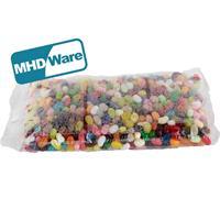 MHD Jelly Belly Beans 50 Sorten 1000g Geleebohnen 1Kg (1er Pack)