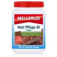 Mellerud Holz Pflege-Öl Farbton Teak 750ml - Spezial-Pflege