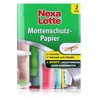 Nexa Lotte Mottenschutz 2 stk. - Schützt 6 Monate gegen Kleidermotten
