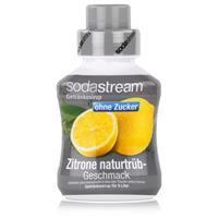SodaStream Sirup Zitrone naturtrüb ohne Zucker 375ml