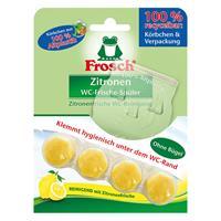 Frosch Zitronen WC-Frische-Spüler 42g