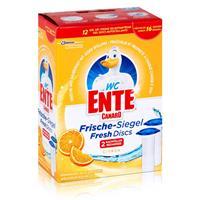 WC Ente Frische Siegel Nachfüller Citrus - Hält bis zu 16 Wochen