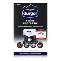 Durgol Swiss Spezial Espresso Entkalker2 Flaschen a 125ml