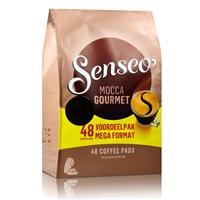 Senseo Kaffeepads Mocca Gourmet 48 Kaffeepads